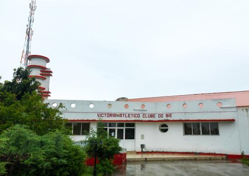 Gymnasium of victoria atletico clube do bie, Bié Province, Kuito, Angola