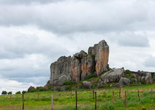 Morro do alemao rock, Huambo Province, Huambo, Angola