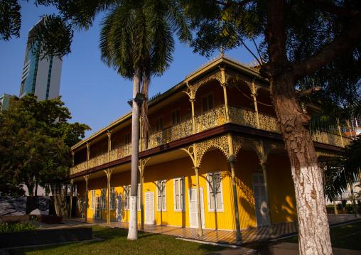 Palacio de ferro built by Gustave Eiffel, Luanda Province, Luanda, Angola