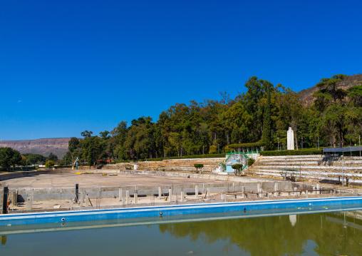 Piscina da senhora do Monte, Huila Province, Lubango, Angola