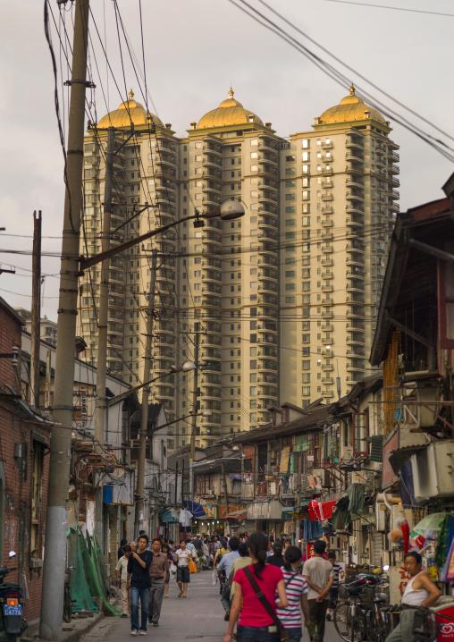 Market Street, Shangai, China