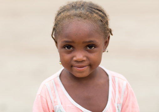 Benin, West Africa, Savalou, fulani peul tribe girl