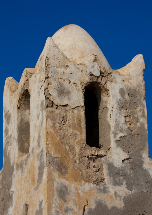 Old Mosque Minaret, Tadjourah, Djibouti