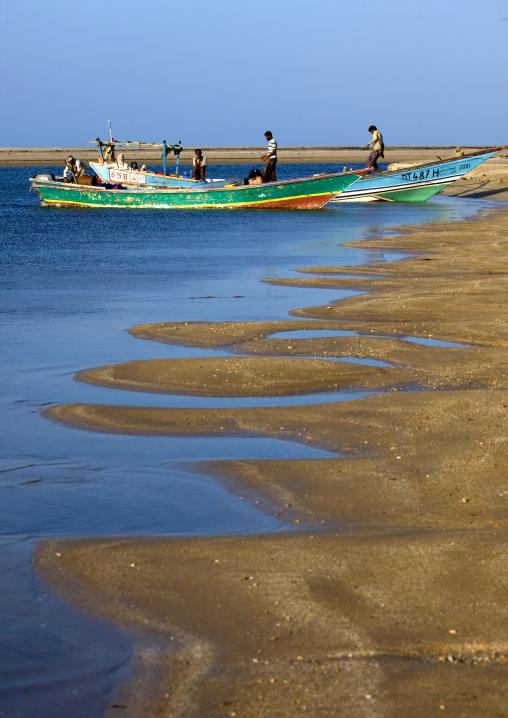Yemeni Fishermen, Gorodia, Djibouti