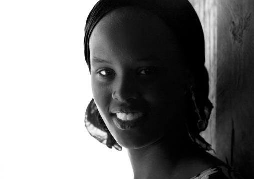 Miss Koyna, Smiling Afar Woman, Obock, Djibouti