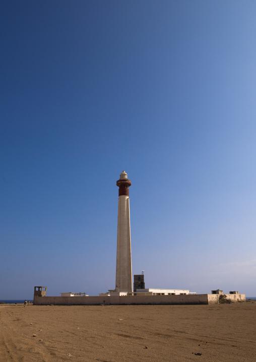 Lighthouse, Ras Bir, Djibouti