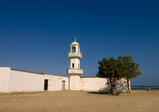 Big Mosque, Obock, Djibouti