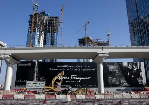 Building Sites In Dubai
