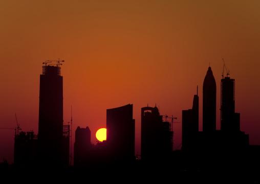 Buildings Sites  In Dubai