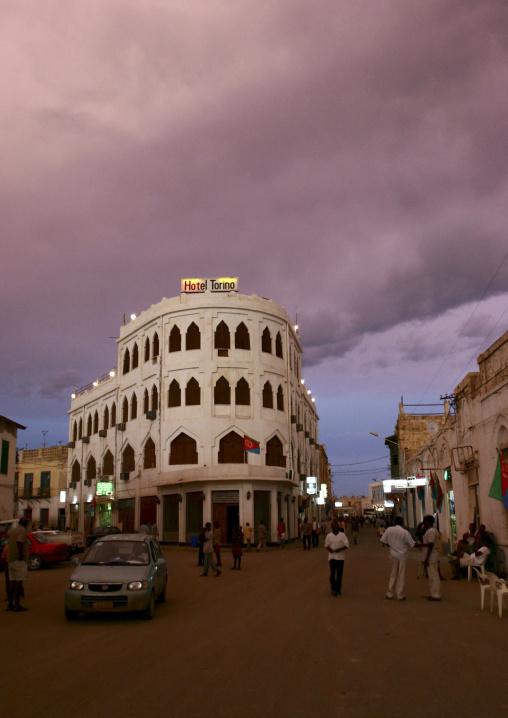 Torino Hotel, Massawa, Eritrea