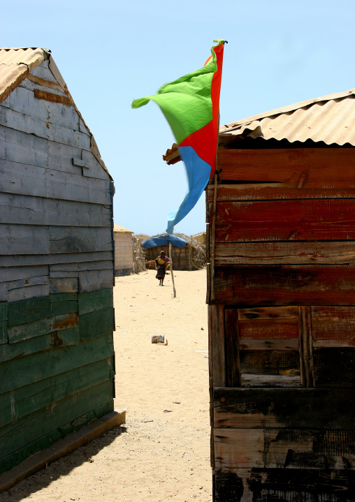 Thio Village, Danakil Coast, Eritrea