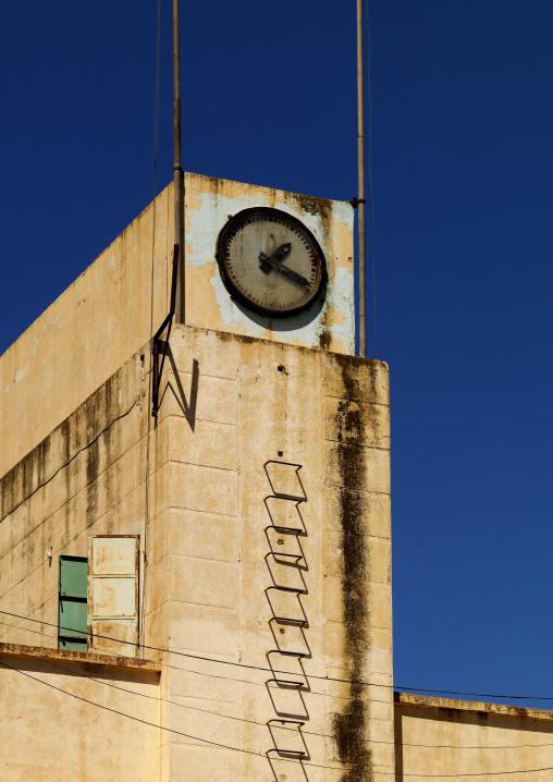 Old Italian Factory,asmara, Eritrea