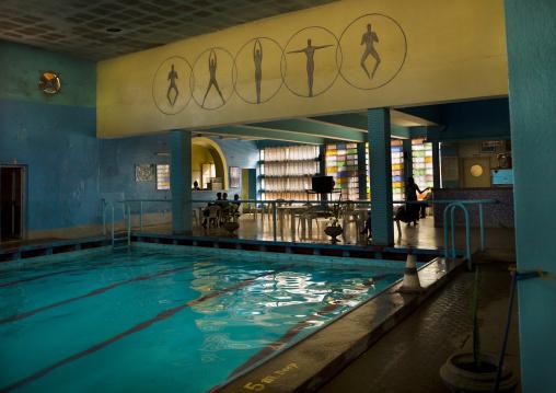 Swimming Pool, Asmara, Eritrea