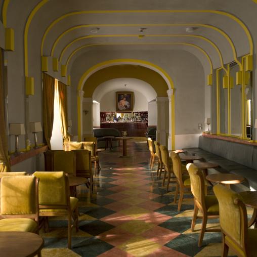 Albergo Italia, Former Keren Hotel,  Asmara, Eritrea