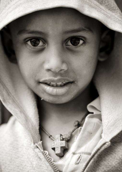Eritrean Boy, Arbaroba, Eritrea