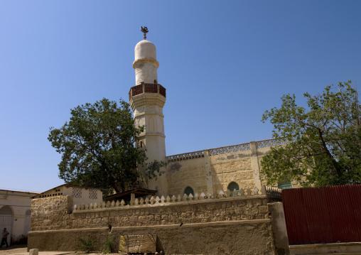Mosque In Massawa, Eritrea
