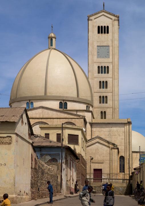 Kidane Meheret, Asmara, Eritrea
