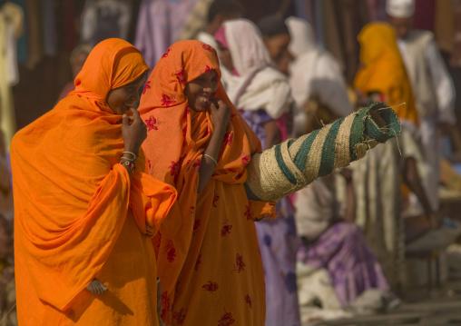 Women At Keren Market, Eritrea