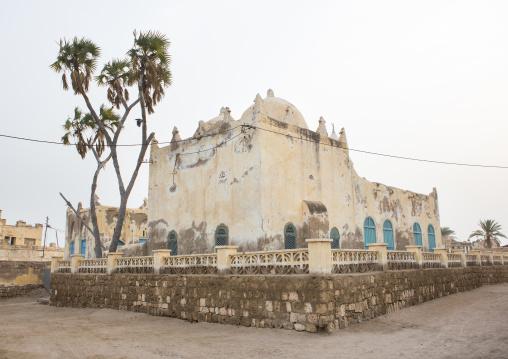 Shaafi Mosque, Massawa Eritrea, Northern Red Sea, Massawa, Eritrea