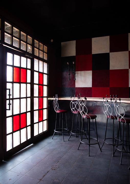Zara bar and disco, Central region, Asmara, Eritrea