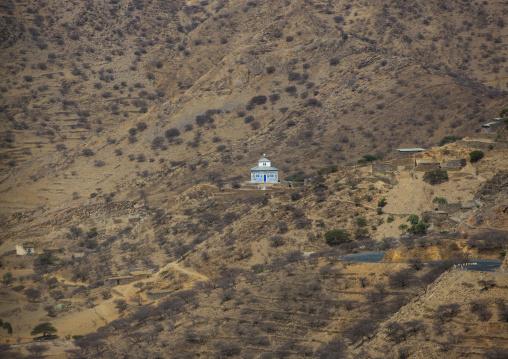 Little Church In The Hill, Debub, Adi Keyh, Eritrea