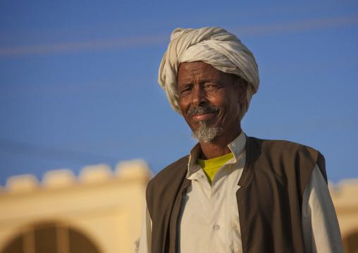 Muslim Old Man, Anseba, Keren, Eritrea
