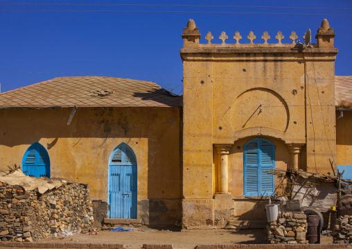 Former Train Station, Anseba, Keren, Eritrea