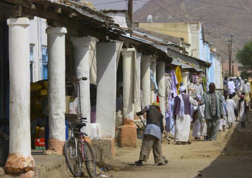 Old Keren Market, Eritrea