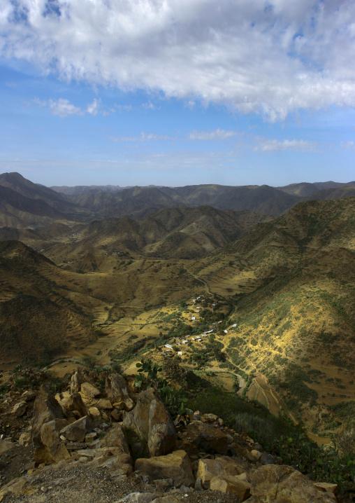 Eritrea, Horn Of Africa, Asmara, highlands around asmara