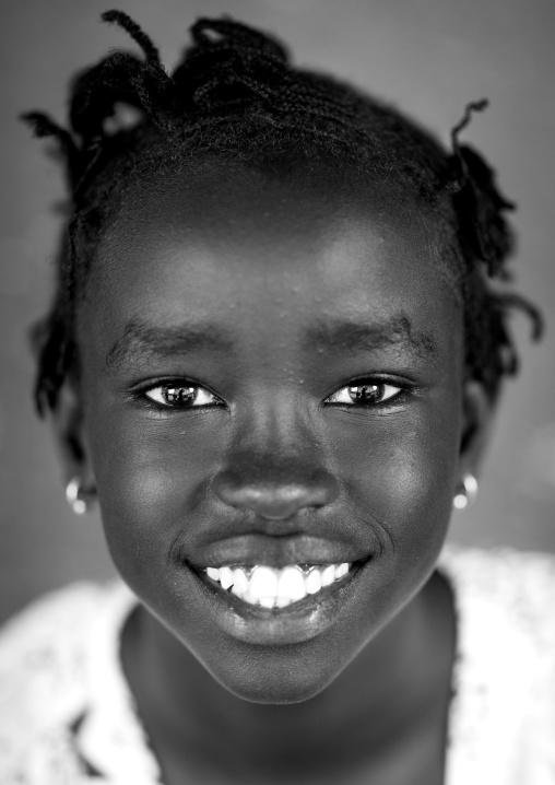 Miss Omega, Anuak Tribe, Gambela, Ethiopia