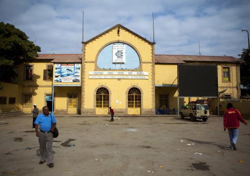 Dire Dawa Train Station, Chemin De Fer Djibouto Ethiopien, Ethiopia
