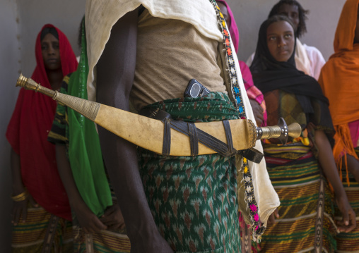Afar Tribe Knife, Afambo, Ethiopia