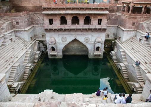 Toorji ka Jhalra stepwell, Rajasthan, Jodhpur, India