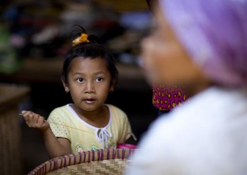 Javanese girl,   Indonesia