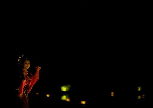 Dancers, Java island indonesia