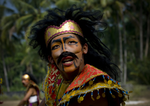Jkuda lumping in ava island indonesia