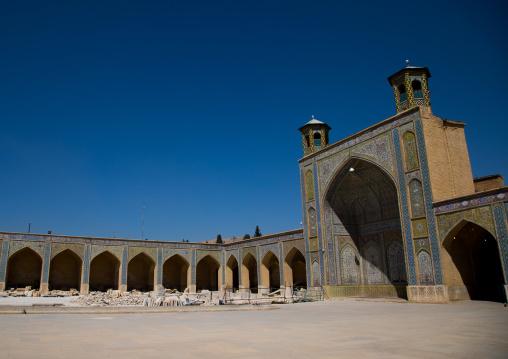 Vakil mosque restoration, Fars province, Shiraz, Iran