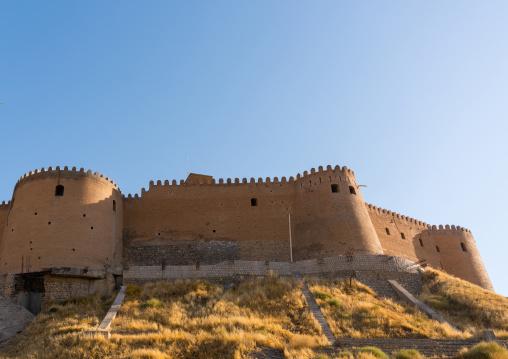Falak-ol-Aflak Castle, Lorestan Province, Khorramabad, Iran
