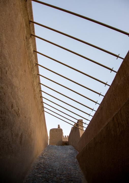 restoration of the old citadel of arg-é bam, Kerman Province, Bam, Iran