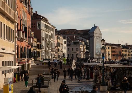 Riva degli Schiavoni, Veneto, Venice, Italia