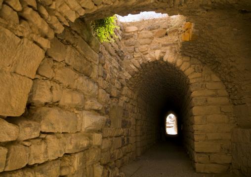 Vaulted Stones Gallery, Karak Castle , Jordan