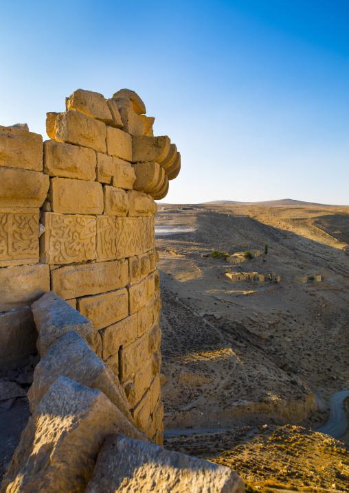 Karak Castle, Karak, Jordan