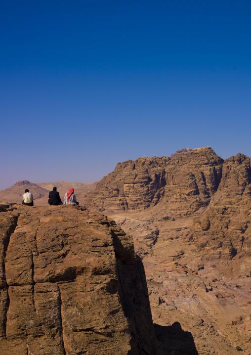 Aaron Tomb, Petra, Jordan