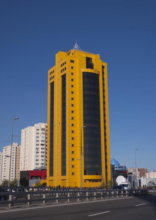 The Banana Building, Astana, Kazakhstan