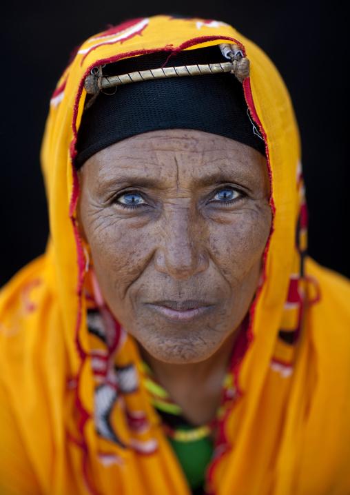 Gabbra tribe woman, Kenya