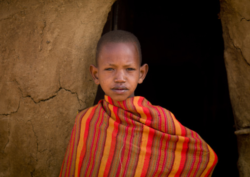 Maasai child, Nakuru county, Nakuru, Kenya