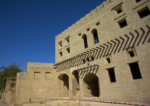Old House Inside The Citadel, Erbil, Kurdistan, Iraq
