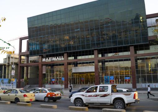 Maximall Shopping Center, Suleymanyah, Kurdistan, Iraq
