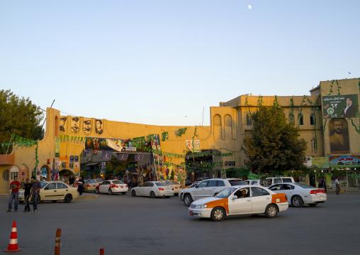Bazaar Entrance, Suleymanyah, Kurdistan, Iraq
