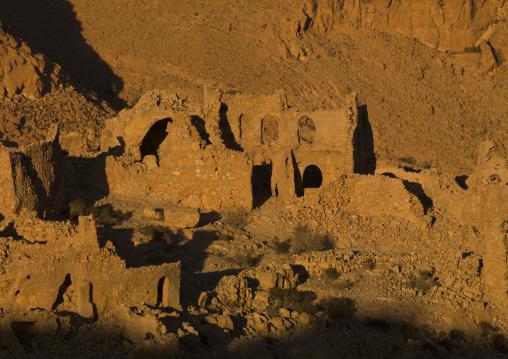 The old town, Tripolitania, Nalut, Libya